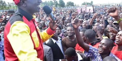 Image result for ruto supporters