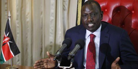 Dp William Ruto Addresses Fake News At Bbc Event