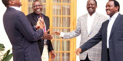 Top 100 Kenyan Politicians in 2017 - Kenyans co ke