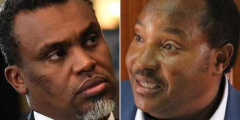 Image result for DPP haji and Waititu