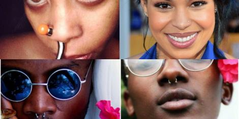 6mm Skin Tone Hide Nose Piercing L Shaped 10 X Skin Nose Stud Retainers Bxrepro Com