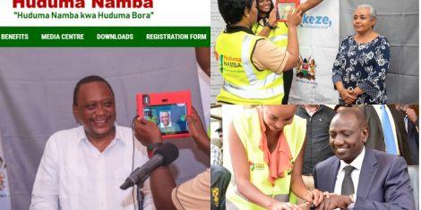 Image result for Huduma Namba registration