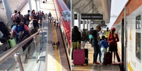 SGR Announces 100% Fare Increase for Children Aged 3 & Above