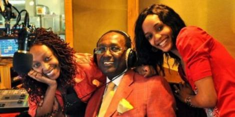 Chris Kirubi Back on Air After Recovering - Kenyans co ke