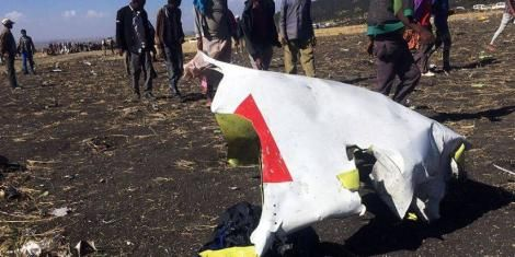 Ethiopian Airline crash: Families of victims visit crash site