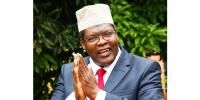 Miguna Miguna is a Kenyan lawyer